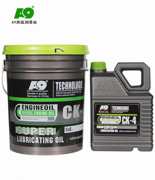 API  CK-4合成柴油机油