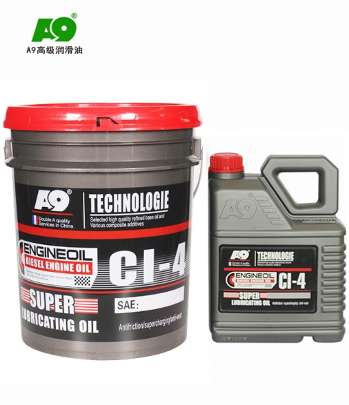 API  CI-4柴油机油